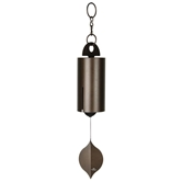Heroic Windbell™-Large, Antique Copper