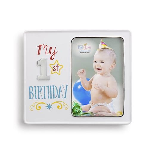 CM My 1st Birthday Frame 4 x 6