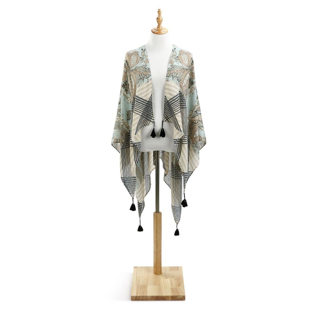 BX Tssld Kimono - Augustine Scroll