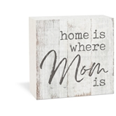 HOME IS WHERE -3.5X3.5