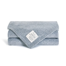 moments together family blanket gray