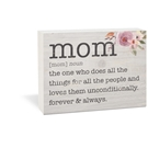 Mom Noun The One Who Does All The Things For All The People