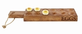 Wood Deviled Egg Tray