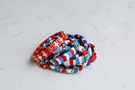 Independence Stack It Collection, 2 of Each 12 Styles, 24 Bracelets