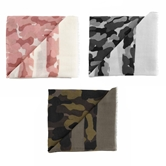 Striped Camo Scarves