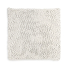 Chunky Knit Blanket - Cream