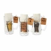 Beer Mug & Towel Sets