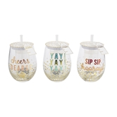 Confetti Wine Glass Sets