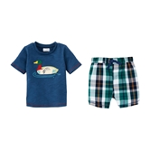 Mallard Duck Short Set