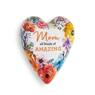 Amazing Mom Art Heart Keeper