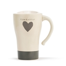 Rise & Shine Heart Travel Mug