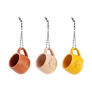 Latte Love Coffee Pod Mug Ornaments