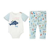 Cutest Catch 2 Pc Set