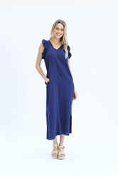 Dress Avery Navy Prepack