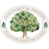 Our Family Is Rooted And Established In Love