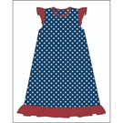 Kids American Stars Jammie Gown Assortment, No Display Package