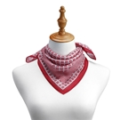 Americana  Mini Checker Neckerchief