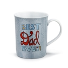 Best Dad Ever Mug and Greeting Card