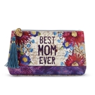 CA Cosmetic Pouch - Best Mom Ever
