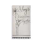 Time Together Tea Towel