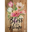 BLESS THIS HOME - 4.5X6.5