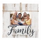 FAMILY FIRST - 10X10.5