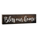 BLESS OUR HOME - 6X1.5