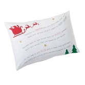 Santa Dreams Pillowcase