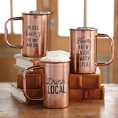 Stainless Steel Beer Steins