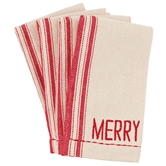 Grainsack Merry Napkins