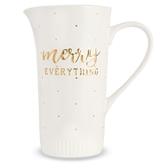 Merry Everything Gold Pitcher