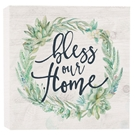 BLESS OUR HOME - 5.5X5.5