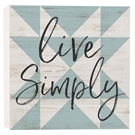 BLOCK LIVE SIMPLY
