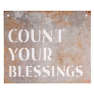 COUNT YOUR BLESSINGS - 15.75X19