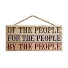 OF THE PEOPLE - 10X4.5