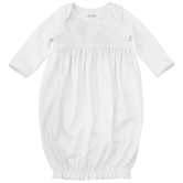 French Knot Christening Gown