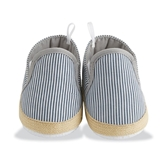 Chambray Pre-Walker Shoes
