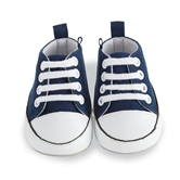 Navy Pre-Walker Tennis Shoes
