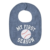 My First Season Bib