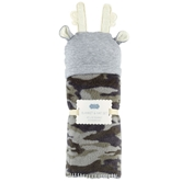Camo Cap & Blanket Set