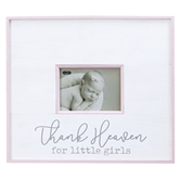 Thank Heaven For Little Girls Frame