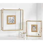 Glass Shadow-Box Frame Set