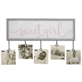 Sweet Girl Pin Frame