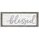 BLESSED - 21X8
