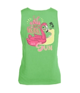 Girls Just Wanna Have Sun Aloe Tank Top Assortment