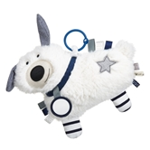 Activity Dog with Rattle