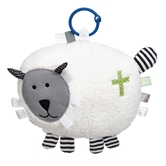Activity Lamb with Rattle
