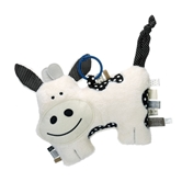 Activity Cow with Rattle