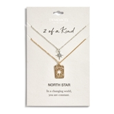 North Star Necklace Set - My Constant