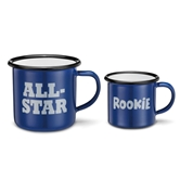 CMP Enamelware All-Star/Rookie set of 2